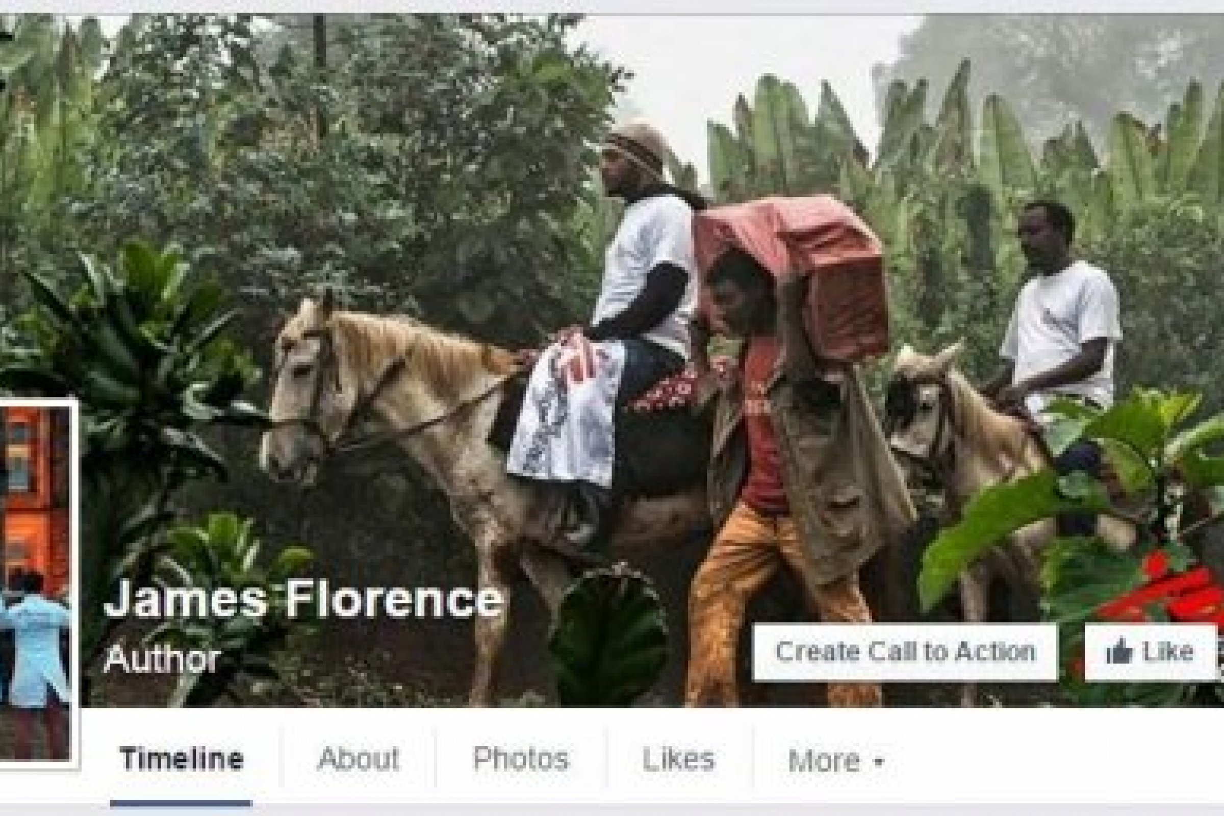 An example of an MSF Facebook banner